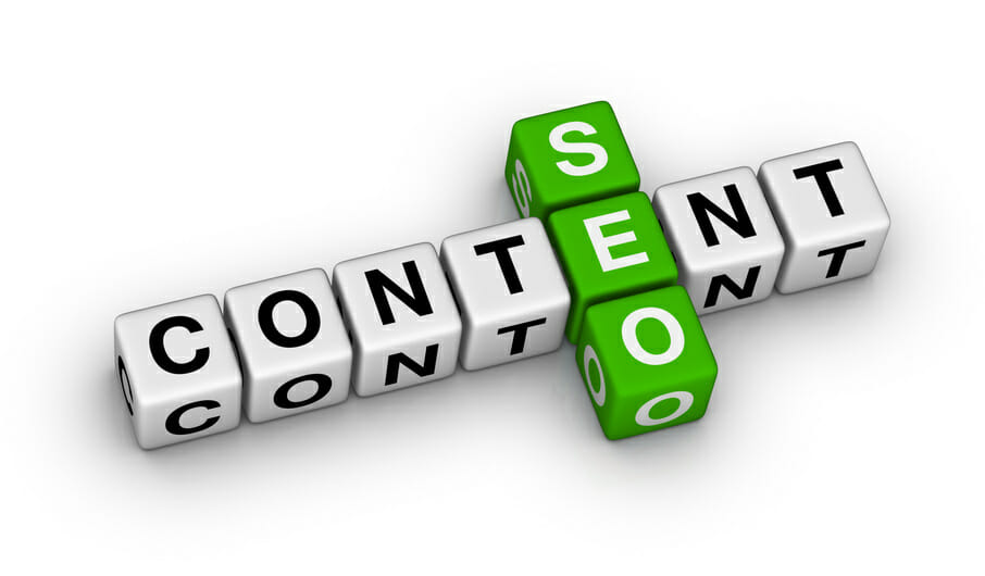 content SEO and content marketing